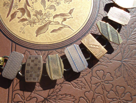 Antique Cufflink Jewelry