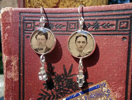 Tintype Jewelry